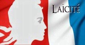 Laïcité drapeau
