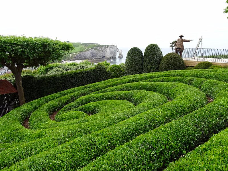 K Jardin d'Etretat