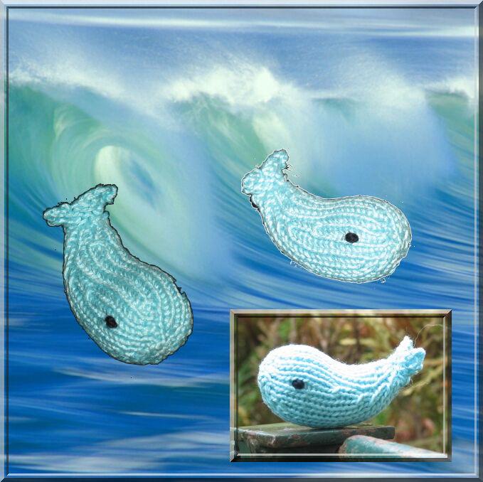 tricot, 2008 - mini baleine