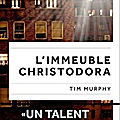 L'immeuble christodora de tim murphy