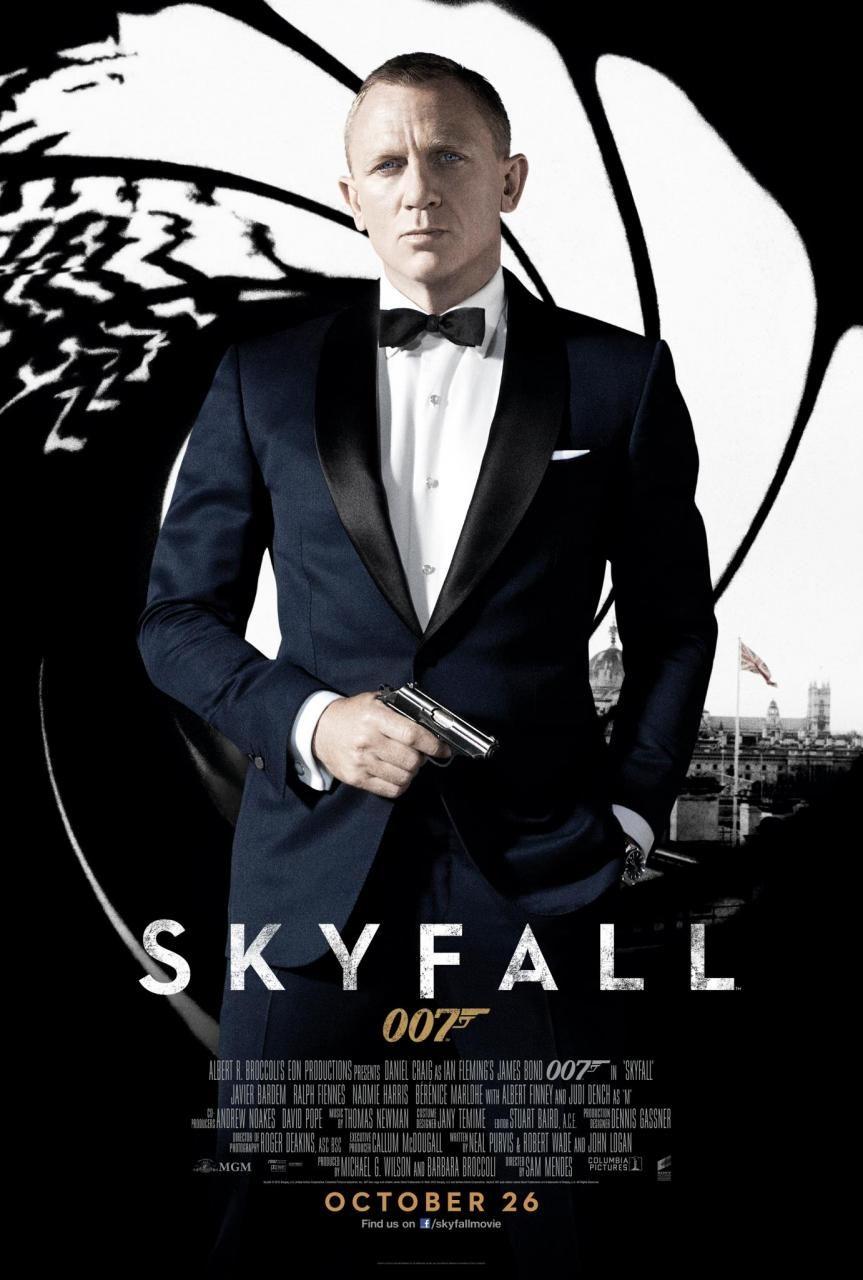SkyFall - * *
