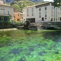 Sounds like paradise: fontaine de vaucluse