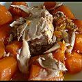Lapin aux carottes