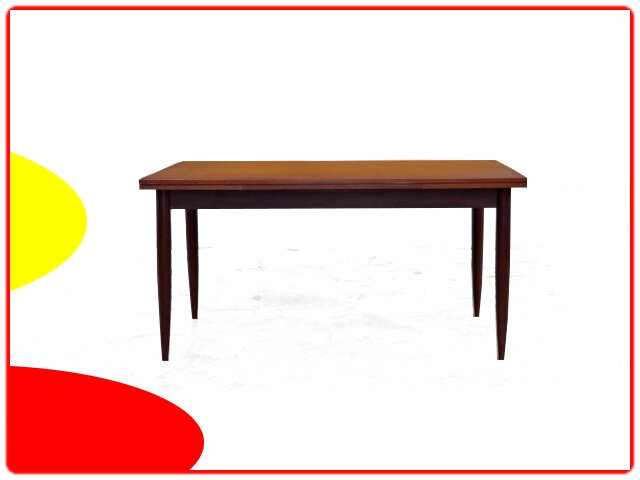Table vintage design scandinave 1960