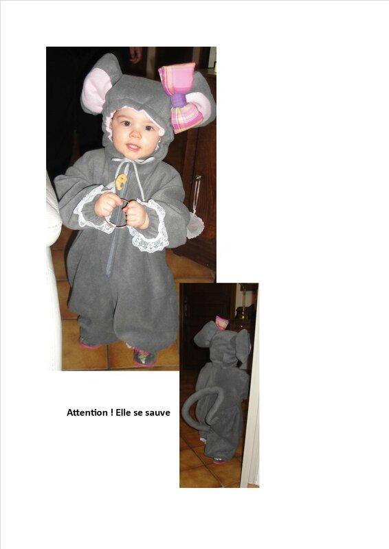Pour le plaisir, quand la petite souris 2013.... se transforme