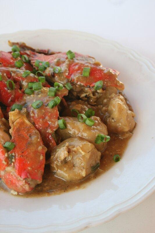 Dombré de crabe Sirik 2