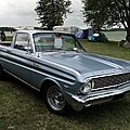 Ford ranchero pickup 1964