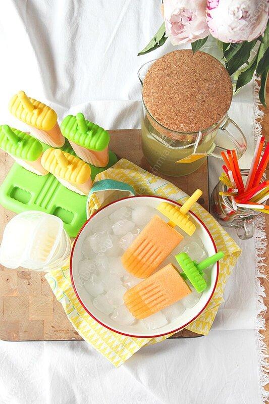 batonnets glaces melon 00000003a LE MIAM MIAM BLOG