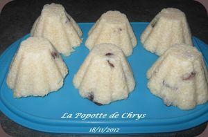 Moelleux noix de coco