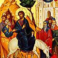 La semaine sainte avec darwin ramos