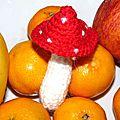 Serial crocheteuse pour mango n°01 : légumes