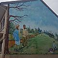 Bourg-en-bresse ain fresque