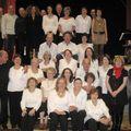 Concert Avril 2009 à la salle des Fêtes de Pertuis au profit du Secours populaire