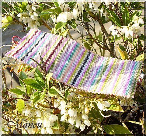 manchette_multicolore