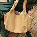 Encore un sac pour claire