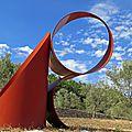 La Commanderie de Peyrassol - Le parc des sculptures
