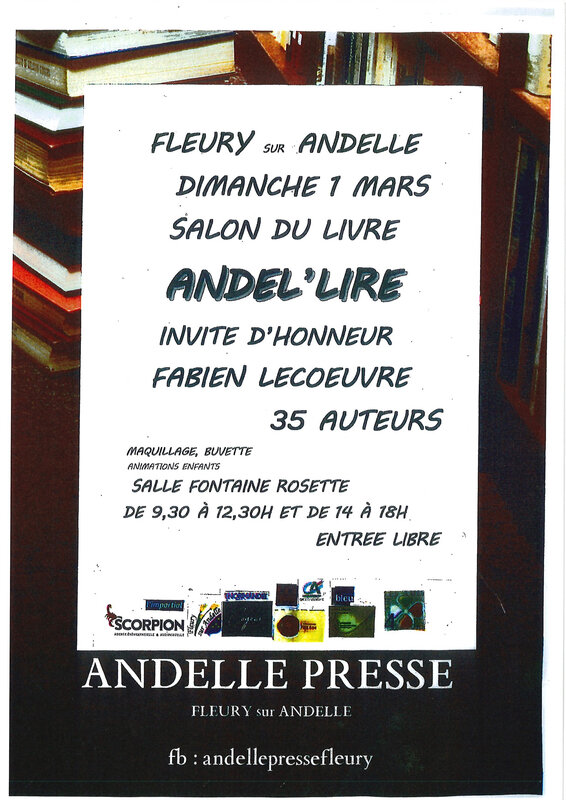 affiche andelle