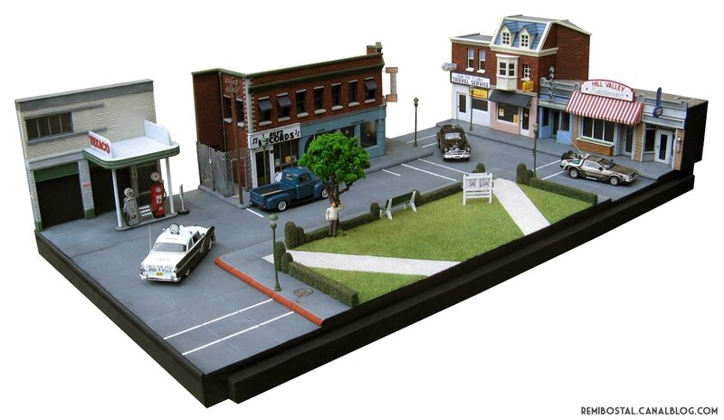 hill valley heroclix back to the future scenery bostal bttf (12)
