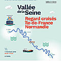 Paris 7 février 2019: regards parisiens croisés sur la vallée de la seine pour mieux toiser la normandie