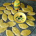 biscuits au poivre et à l'huile d'olive