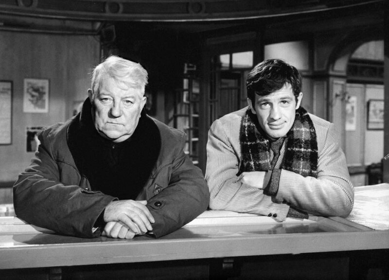 Un Singe en Hiver (Verneuil, 1962) avec Belmondo