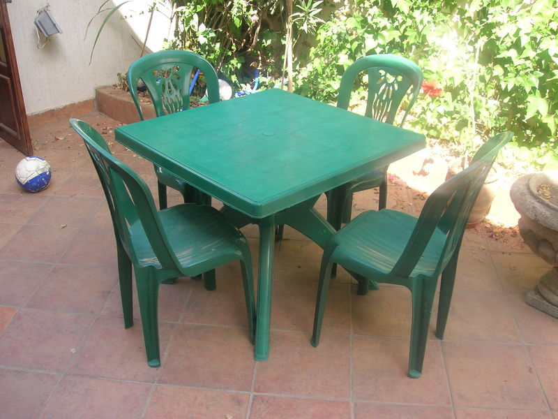 Beautiful Table Jardin Plastique Maroc Images - Awesome Interior ...