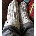 Moon socks