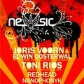 EL NEWSIC Tony Rios & Joris Voorn@Soundstation 03.03.07