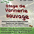 Vanneries sauvages !