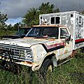 Dodge custom 300 ambulance 1974-1976