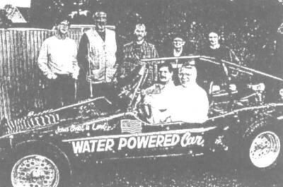 Stanley Mayer un génie du 20 siecle de l'energie libre moteur à hydrogene