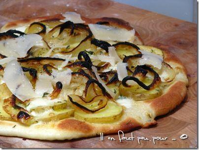 potatoe pizza