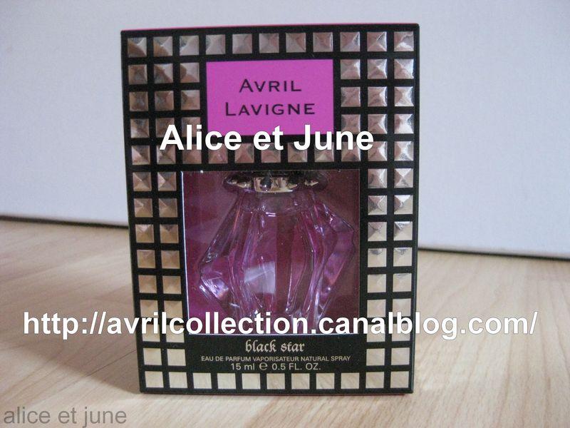 Black Star Product - Eau de Parfum 15 ml