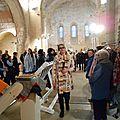 2015 - avril - 5 (samedi) - Défilé FEMMES EN CIRES au salon Jardins d'Artistes de TOUQUES (15)