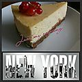 Cheesecake new-yorkais (thermomix ou non)