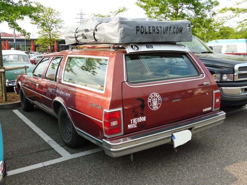 CHEVROLET Caprice Classic 4door Station Wagon Offenbourg (2)