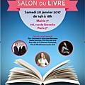 Salon « lire c'est libre » 2017 à la mairie du 7e à paris