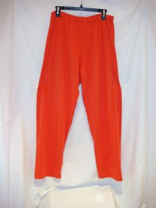 Pantalon Pyjama Chris Orange flash