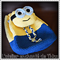 Sac à dos minion