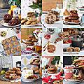 Mon podium des meilleures recettes de cookies de chefs (challenge cookies 2019)