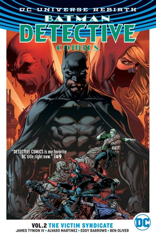 rebirth detective comics vol 02 the victim syndicate TP