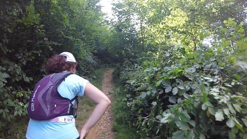 9 _ Fores'Trail 2015 _ belle montée en forêt