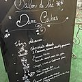 Dog-friendly café : dame cake - rouen