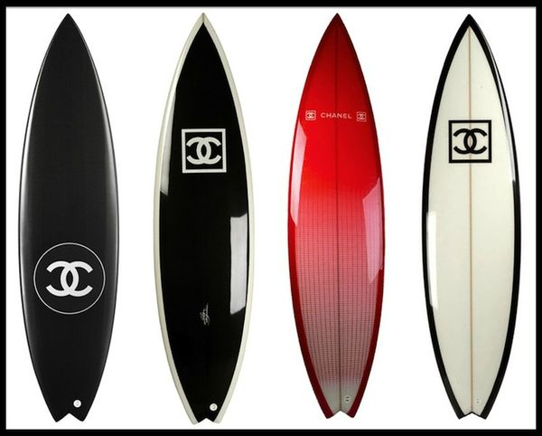 chanel planches de surf 2