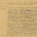 Le 15 septembre 1790 à mamers : examen du compte du sieur tréboil reporté.