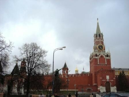 MOSCOU - La place rouge 0407 (6)
