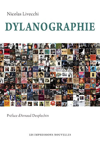 dylanographie couverture