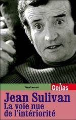 Jean Lavoué, La voie nue de l'intériorité