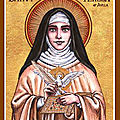L'expérience mystique selon sainte thérèse d'avila d'après un enseignement de jacques breton