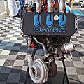 Matra - Moteur V 6T 1